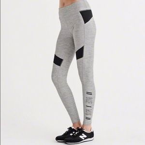 NWT Abercrombie Active Leggings